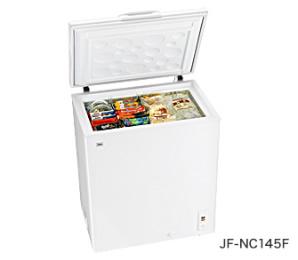 上開き式冷凍庫